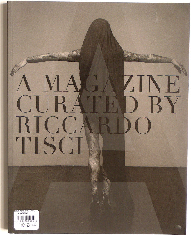 A Magazine #8 Curated by Riccardo Tisci