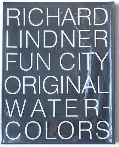 Richard Lindner FUN CITY Original Watercolors