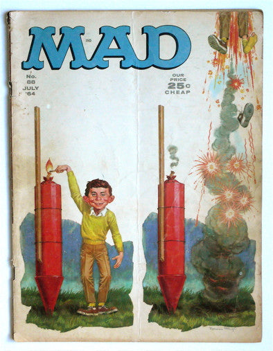 Mad magazine July 1964