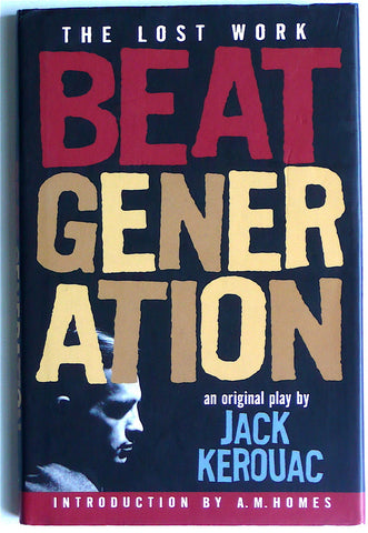 Beat Generation by Jack Kerouac