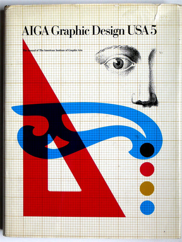 AIGA Graphic Design USA 5  1984