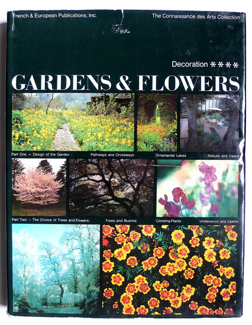Gardens and Flowers/ Decoration ****