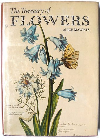 A Treasury of Flowers by Alice M. Coats