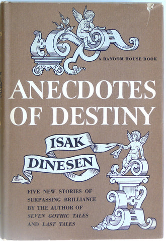 Anecdotes of Destiny by Isak Dinesen (Babette's Feast)