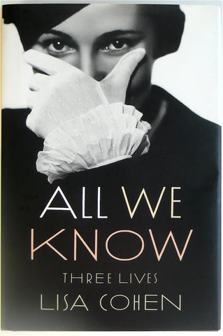 All We Know: Mercedes de Acosta, Esther Murphy & Madge Garland
