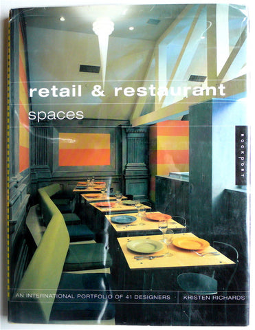 Retail & Restaurant Spaces  Gensler  1991