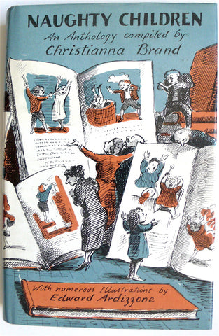 Naughty Children: An Anthology  Edward Ardizzone