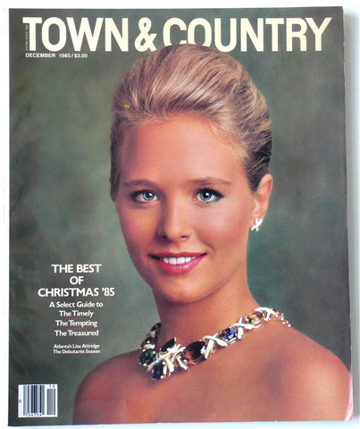 Town & Country December 1985
