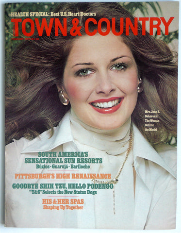 Town & Country February 1975 Matisse cut-out