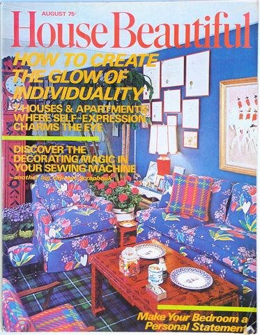 House Beautiful August 1971