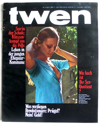 Twen magazine April 1969