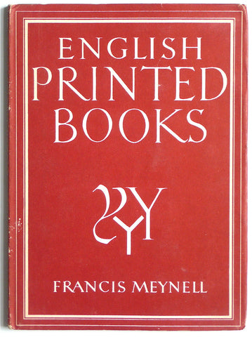 English Printed Books