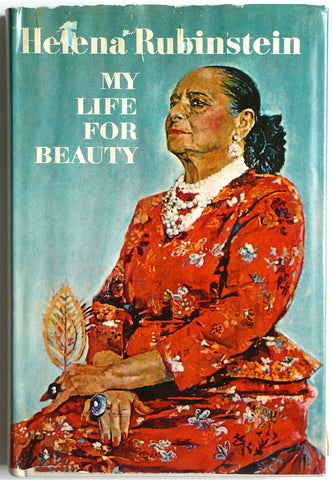 My Life for Beauty by Helena Rubinstein