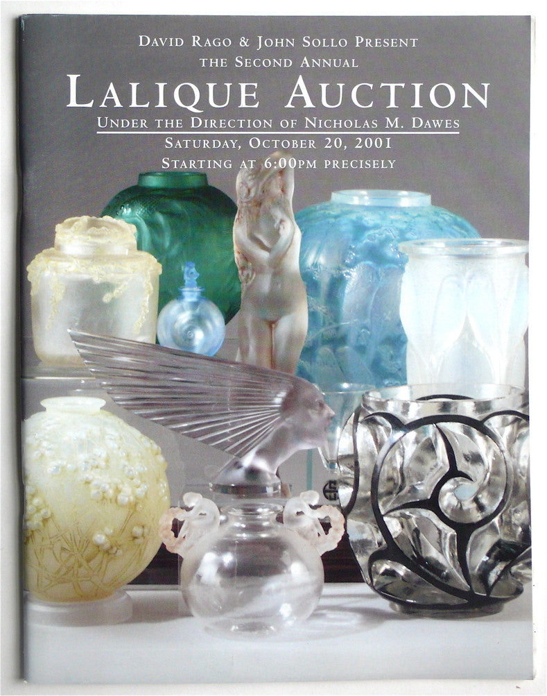Lalique Auction Sollo Rago