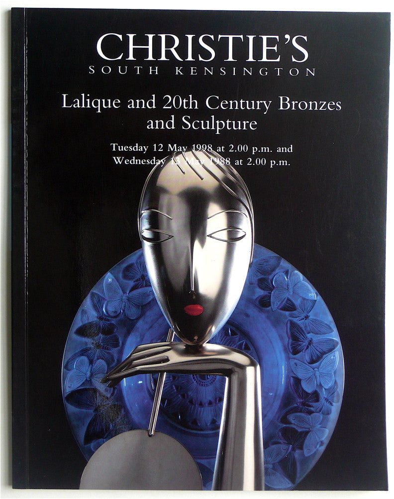 Lalique and 20th Century Bronzes and Sculpture 7982