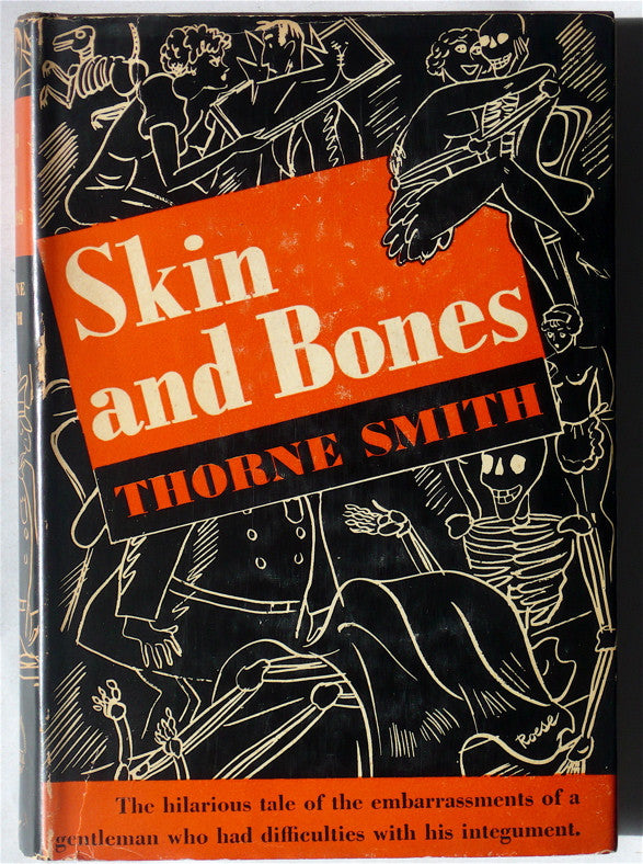 Skin and Bones by Thorne Smith
