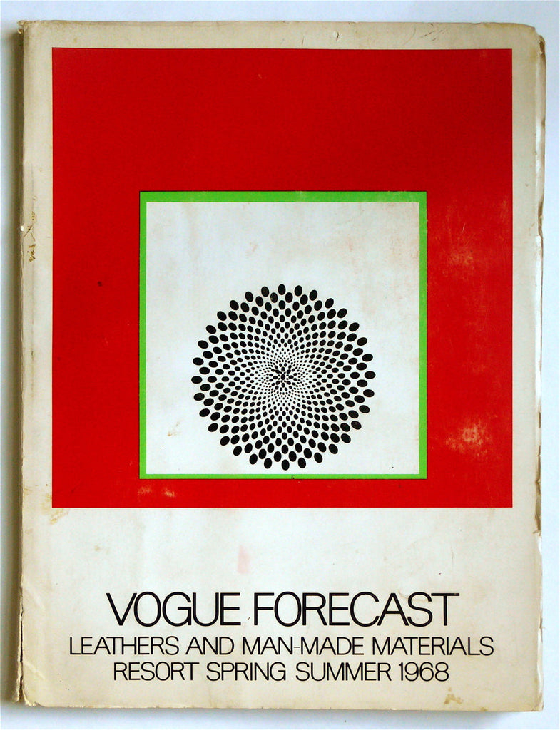 Vogue Forecast: Leathers and Man-Made Materials Resort 1968