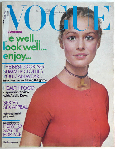 Vogue May 1971 Vreeland