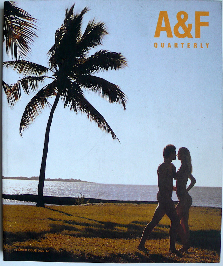 A & F Quarterly Summer Issue 2002