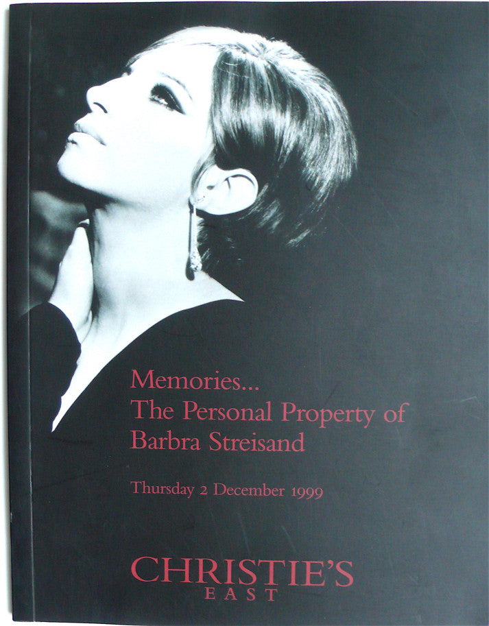 Memories... The Personal Property of Barbra Streisand