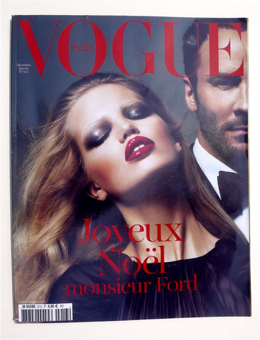 Paris Vogue Decembre 2011