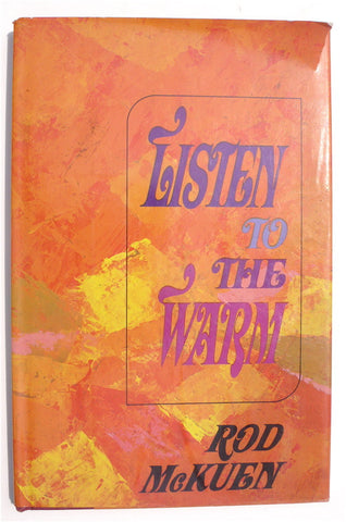 Listen to the Warm by Rod McKuen