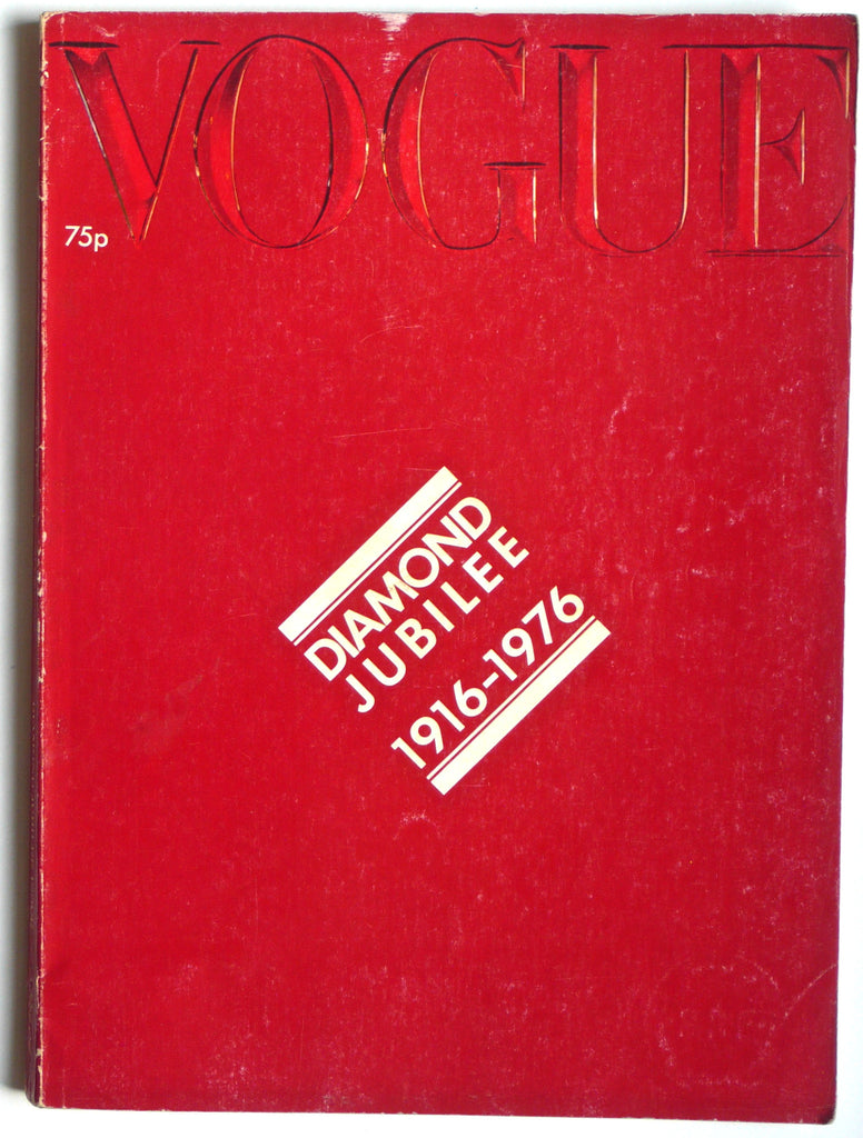 British Vogue Diamond Jubilee 1916-1976