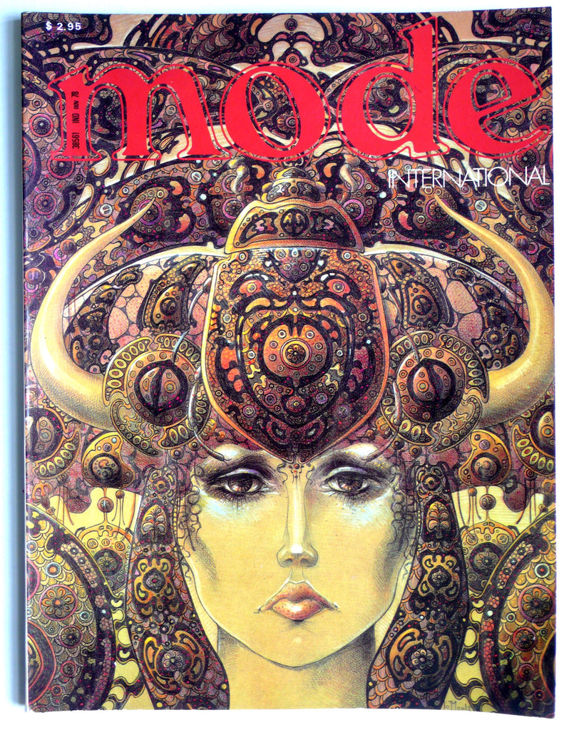 Mode International November 1978