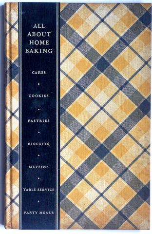 All About Home Baking 1936