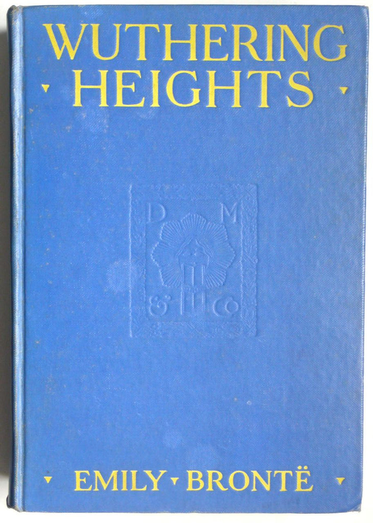 Wuthering Heights by Emily Bronte 1939