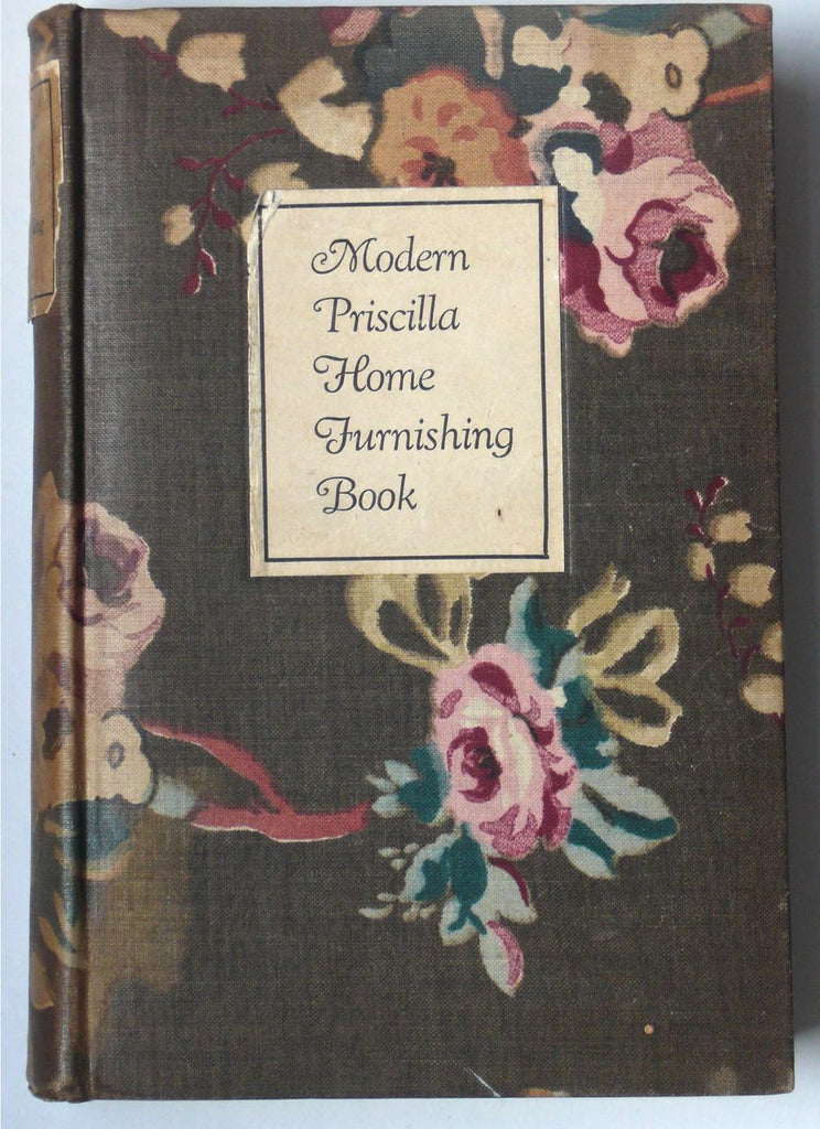 Modern Priscilla Home Furnishing Book