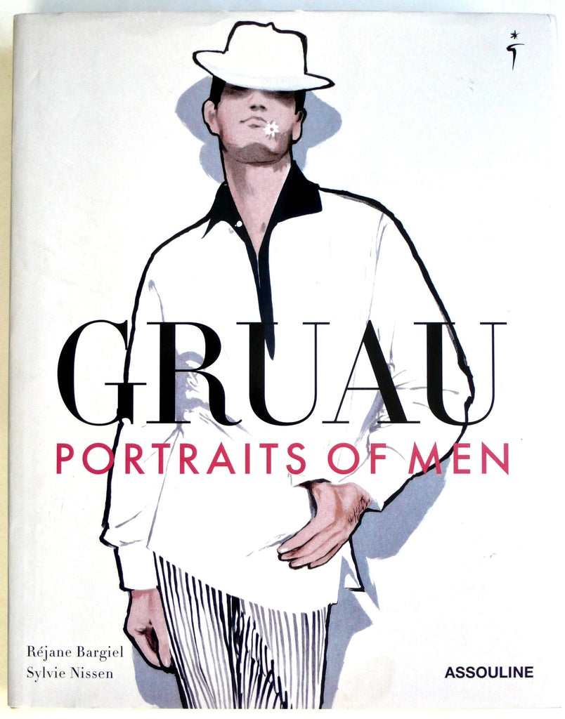 Gruau: Portraits of Men