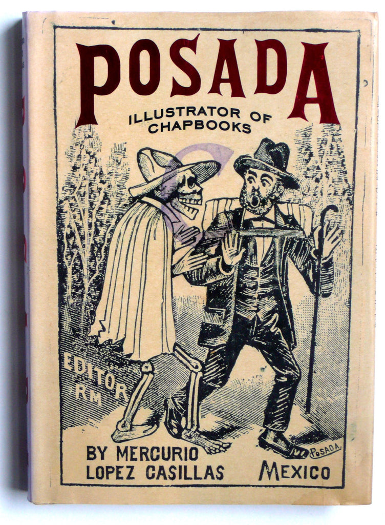 Posada: Illustrator of Chapbooks