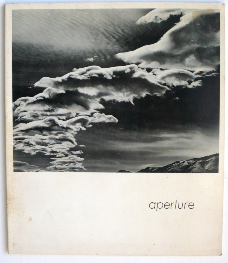 Aperture magazine, Fall 1969. A Collection of Photographs.