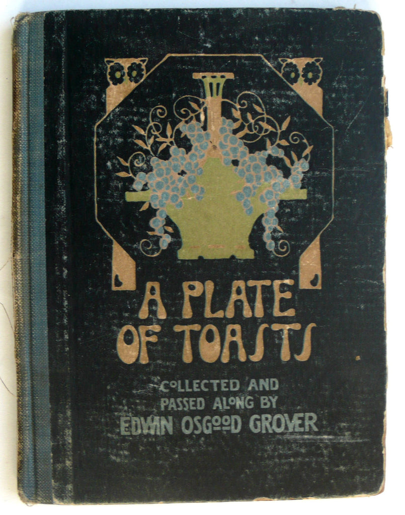 A Plate of Toasts