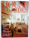 House and Garden January 1971