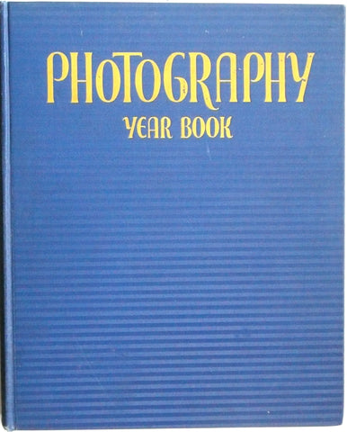 Photography Yearbook 1938