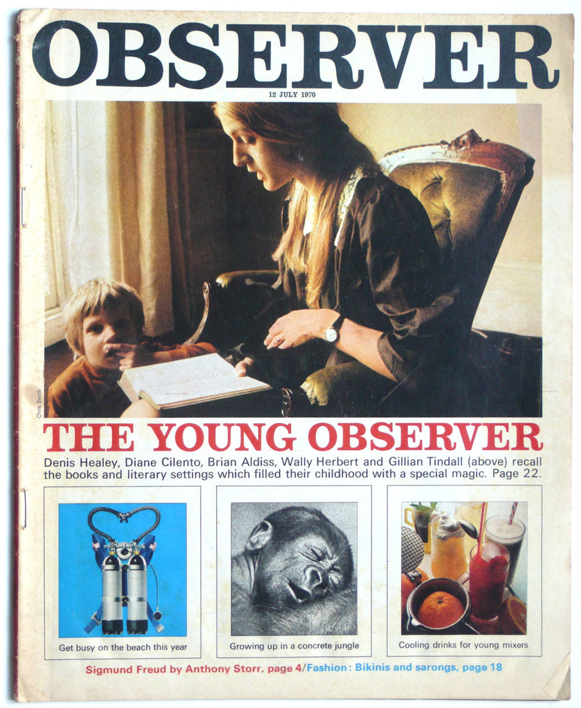 Observer 12 July, 1970 Helmut Newton