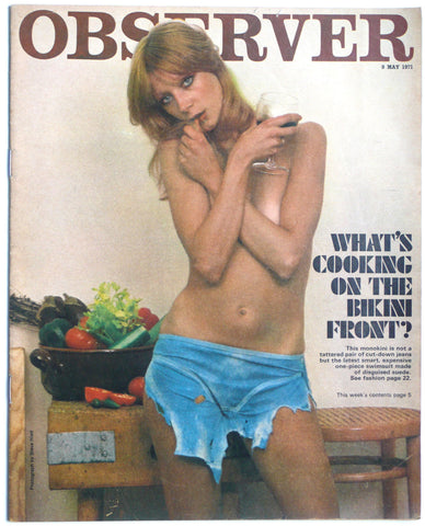 Observer 9 May 1971
