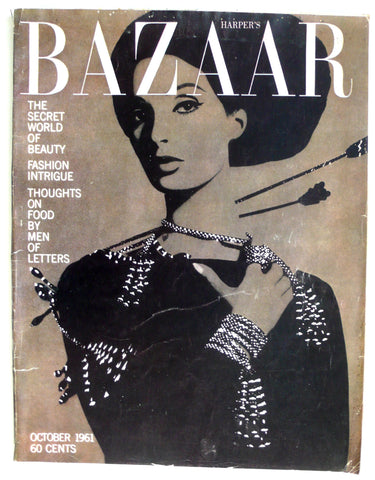 Harper's Bazaar October 1961
