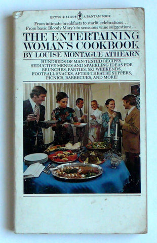 The Entertaining Woman's Cookbook