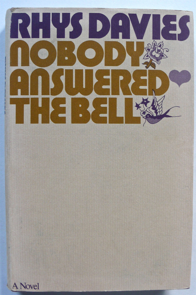 Nobody Answered the Bell by Rhys Davies