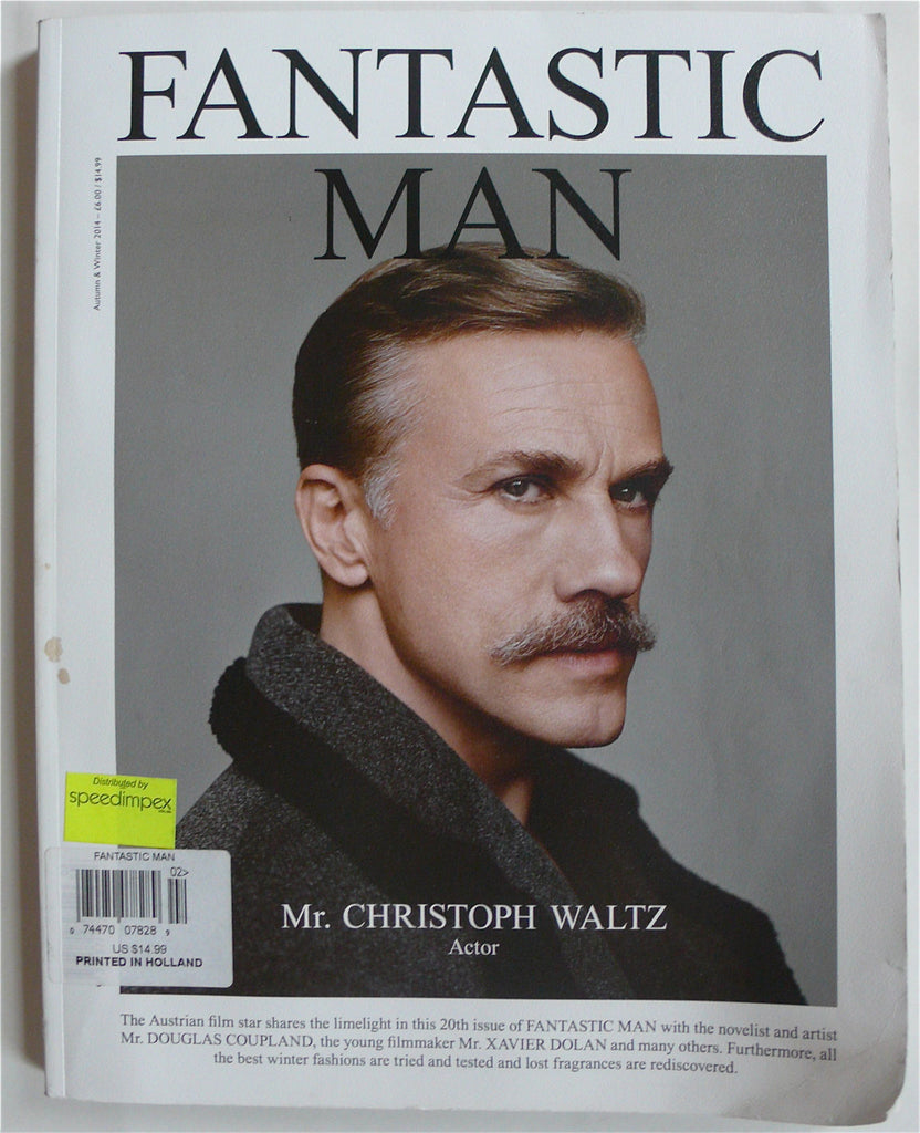 Fantastic Man/ Christopher Waltz
