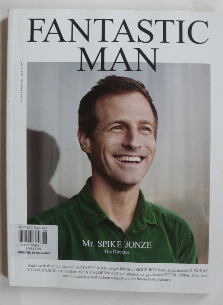 Fantastic Man/ Spike Jonze