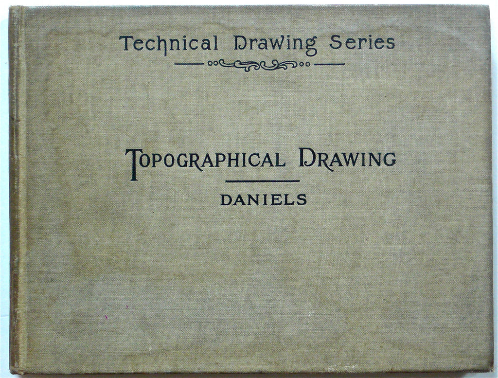 A Text-Book of Topographical Drawings