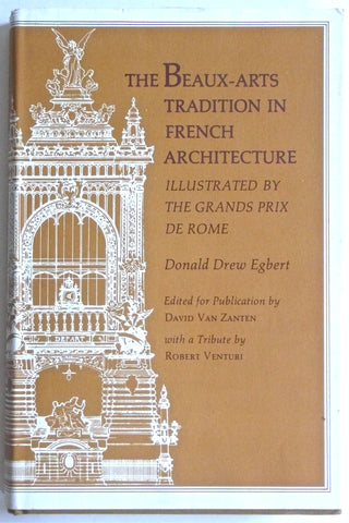 The Beaux-Arts Tradition in French Architecture