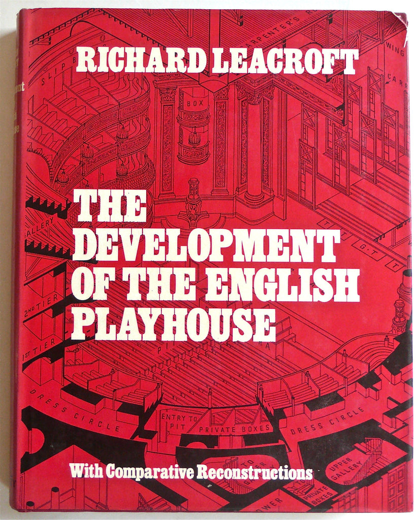The Development of the English Playhouse