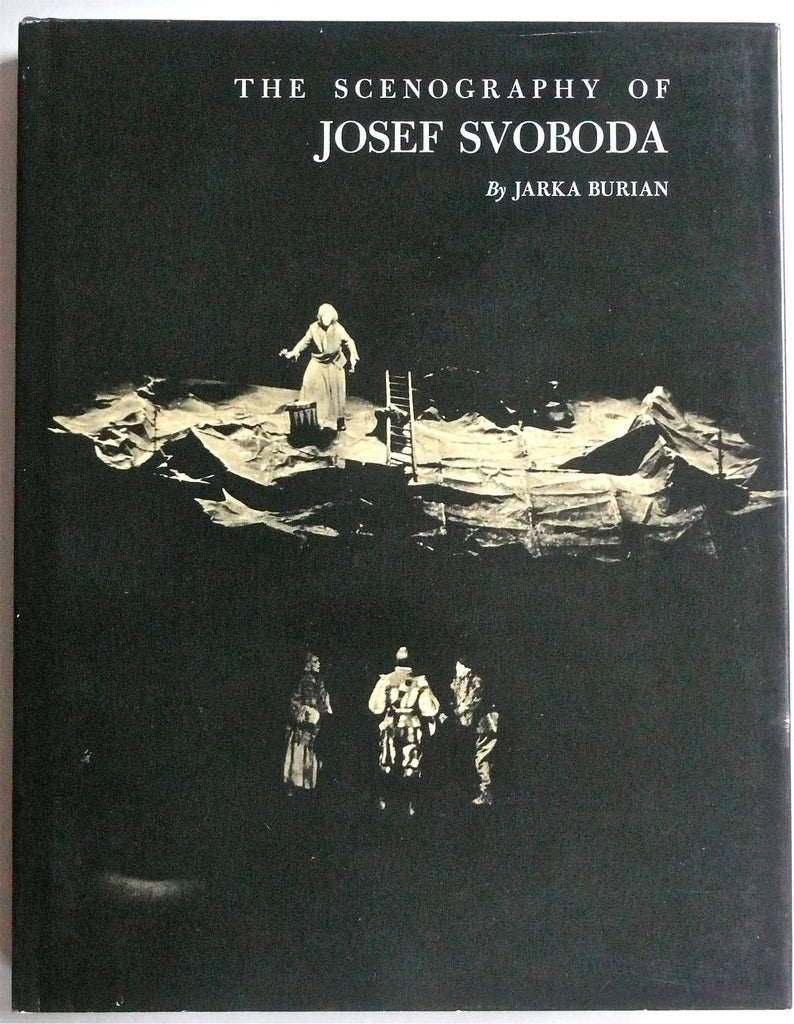 The Scenography Josef Svoboda signed