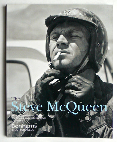The Steve McQueen Sale
