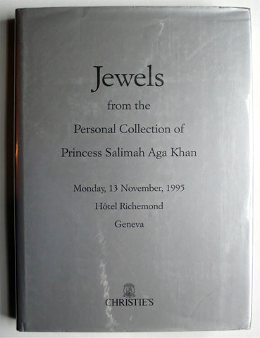 Jewels from the Personal Collection of Princess Salimah Aga Khan